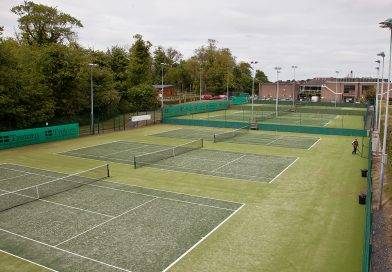 Outdoor All Weather Courts