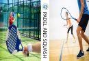 Padel & Squash information