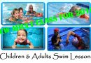 Swimming lessons, new term…