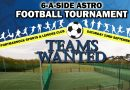Calling all 5-a-side football players…