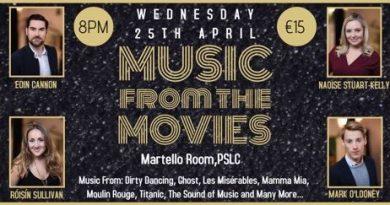 Musical Entertainment at PSLC…