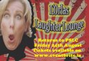 L'orla's laughter Lounge is back…