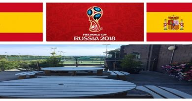 World Cup 2018…