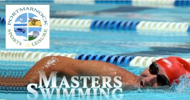 Masters Swimming is back…