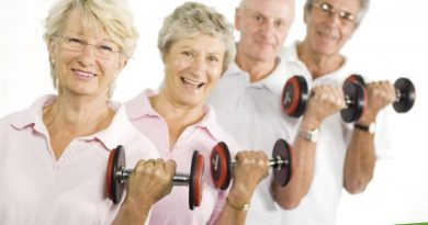 NEW GYM PROGRAMME FOR AGES 70+…