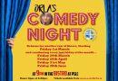 Orla's Comedy Nights…