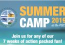 SUMMER CAMP 2019….